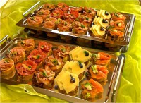 Canapes Partyservice